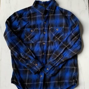 Boys Button Up Shirt Sz 8